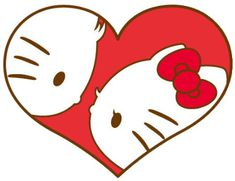 Hello Kitty and Dear Daniel love.
