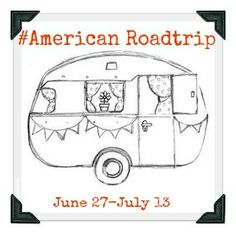 The Great American Road Trip....Summer RV trip....follow it as it unfolds!