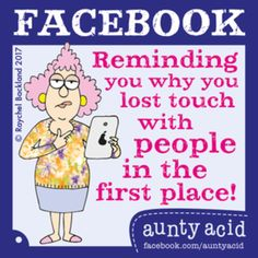Aunty Acid for 4/15/2017