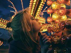 fairground glow