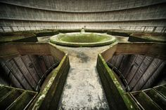 Hartsville Nuclear Plant -- Tennessee. Photographer Richard Gubbels