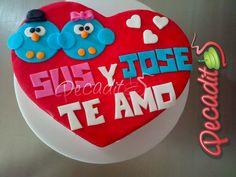 #amor #AmorSinEdad #cake #Enamorate #cake   #PEDIDOS: gerencia@pecaditos.com.co #TELÉFONOS: 6435035 - 3008950900 – 3105672077 #Whatsapp: 3008950900 #Ponqués #Bucaramanga — at #Cabecera: Cra.35 #54-113.