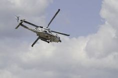 Sikorsky uh 60 navy Royalty Free Stock Image
