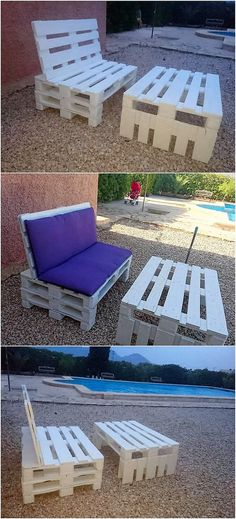 We have shared the fabulous bench project for you here that is being comprised with the settlement of the center table. You can actively make the best use of this creation to add it up for house outdoor purposes as meant best for the gatherings.