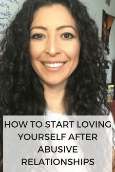 7 Tips on How to Start Loving Yourself after Abusive Relationships. Learn my 7 actionable steps on how you can start your self-love journey today. Loving yourself is going to catapult you into the life of your dreams and transform you from the inside out. #selflove #lovingyourself #self-love #self-worth #abusiverelationships #howtoloveyourself