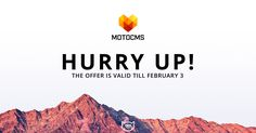 Last Day!  If You Still Don`t Catch a Chance to Buy #MotoCMS 3 Product with 35% #Discount and Get Free Installation, so Don`t Waste Your Time! - https://www.templatemonster.com/moto-cms-3-templates.php?showpopup=popup-moto-35-en