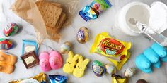 8 Easter Candy S'mores Ideas  - Delish.com