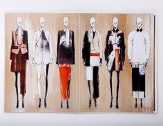 Fashion Student Portfolio - Hannah Kim