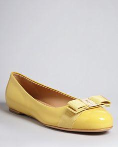 Salvatore Ferragamo Flats - Varina Shoes - All Shoes - Bloomingdale s 2f2447e19f