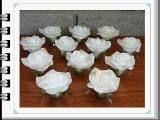 Flores De Vela, Centros De Mesa, Fiesta De 15, Casamientos. - $ 65,00