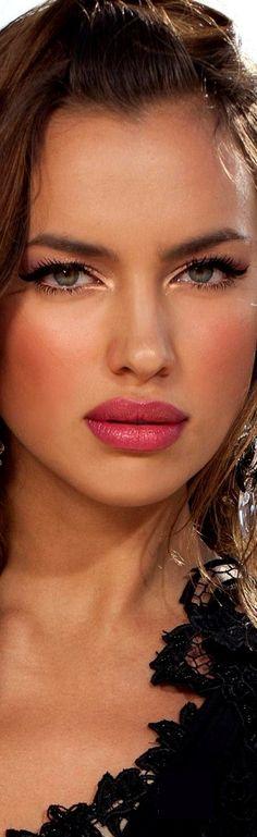 Irina Shayk l Ria Most Beautiful Faces, Beautiful Celebrities, Beautiful Eyes, Simply Beautiful, Gorgeous Women, Beautiful People, Irina Shayk, Glamour Shots, Mannequins