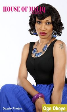 Nollywood star actress Oge Okoye is beautifully featured on House of Maliq latest issue for May edition (2013). That is the latest in Nollywood news and gossip! http://www.nigeriamovienetwork.com/articles/read-oge-okoye-princess-chineke-dazzled-in-house-of-maliq-cover-may-2013_587.html