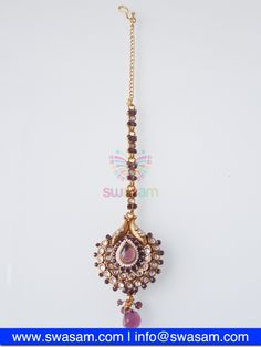 Indian Jewelry Store | Swasam.com: Tikka with Perls and White Stones - Tikka - Jewelry Shop to Buy The Best Indian Jewelry  http://www.swasam.com/jewelry/tikka/tikka-with-perls-and-white-stones-1384.html?___SID=U  #indianjewelry #indian #jewelry #tikka
