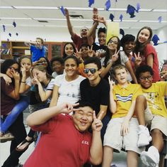 #ScienceClass on Instagram: Students Bid Farewell to Another Year of Awesome Science