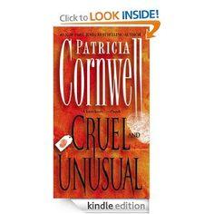 Amazon.com: Cruel and Unusual: A Kay Scarpetta Novel eBook: Patricia Cornwell: Kindle Store                                                 Book 4