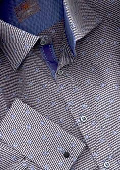 A nice navy blue suit would kill this