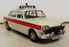 Austin 3 litre police car