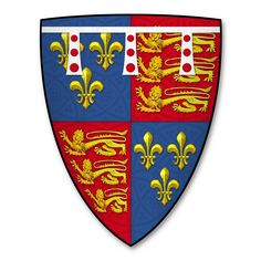 Coat of arms of Richard Plantagenet, Duke of York