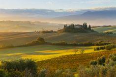 Villa Belvedere in autumn by Mark Sivak on 500px