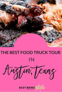 Looking for the best food trucks to eat at in Austin? The Austin Eats Food Truck Tour takes you to some of the best food trucks in Austin, Texas in two hours.Plus alcohol is included! Check out this post for a review.