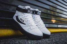 FILA Drops the FX-100 in White/Black