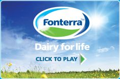 Fonterra -Our vision is simple, to be the source of dairy nutrition for everybody, everywhere, every day. Dairy, Milk, Nutrition, Personal Care, Business, Simple, Self Care, Personal Hygiene, Store
