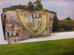 Arte Brasil | Bolsa Extensora Maria - Sandra Dantas