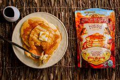 BIRCH BENDERS 入れるのは水だけ、手軽なのに美味しく体に優しいパンケーキ|CLASSIC RECIPE(クラシック レシピ)パンケーキミックス