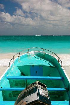 Paradise Beach Tulum Mexico