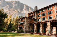 National park architecture: 7 amazing rustic buildings - Curbed