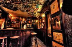 The Nag's Head Pub: Interior