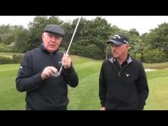 Basic Pitching, with Callaway Golf ambassadors Pete Cowen and Roger Cleveland.
