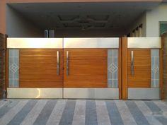 66 New Ideas small brick patio design House Main Gates Design, Modern Fence, Patio Design, House Gate Design, Entrance Gates Design, Steel Door Design, Front Gate Design, Diy Concrete Patio, Small Brick Patio