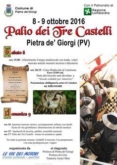 Italia Medievale: Palio dei Tra Castelli