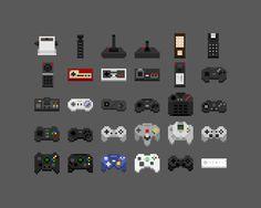 RETROspekcja: o historii kontrolerów do gier słów kilka #2 - Redakcja OneUp.tv