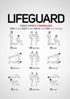 Lifeguard Workout
