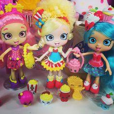 Shopkins Shopettes Shoppies Shopkins Dolls