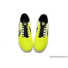 online retailer 75835 9ccc5 2015 Nike Elastico Pro III T5 TF Fluorescent Green Black  61.99