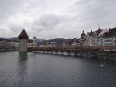 Waterfront. Lucerne Switzerland