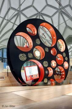 History of Switzerland, Swiss National Museum Zurich, Switzerland, Holzer Kobler Architekturen