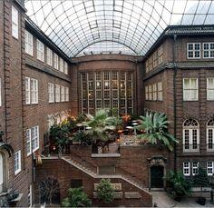 Schmuckhof,Museum für Hamburgische Geschichte, Hamburg