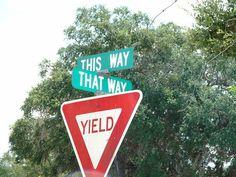 Actual Street Names in Lake Jackson TX