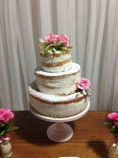 Naked Cake - Thereza Gonçalves