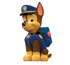patrulha canina-CHASE