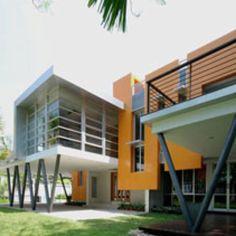 Golden valley residence, SPINE arhitects