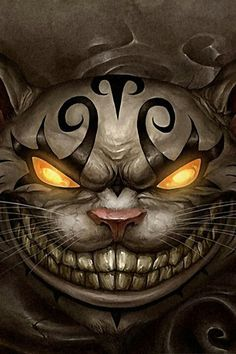 ALICE IN WONDERLAND (Cheshire Cat)
