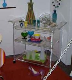 Acrylic Furniture and Accessories from Acrylic Decor.