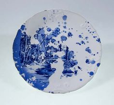 So obsessed with Cat Merrick.  Where do I get one of these plates?