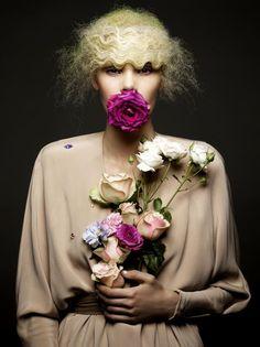 Norwegian Avant Garde Hairdresser of the Year 2012 Finalist / Eirik Thorsen