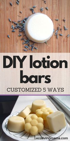 What is a Lotion Bar? + A Basic Lotion Bar Recipe, 5 Ways - Eco Living Mama